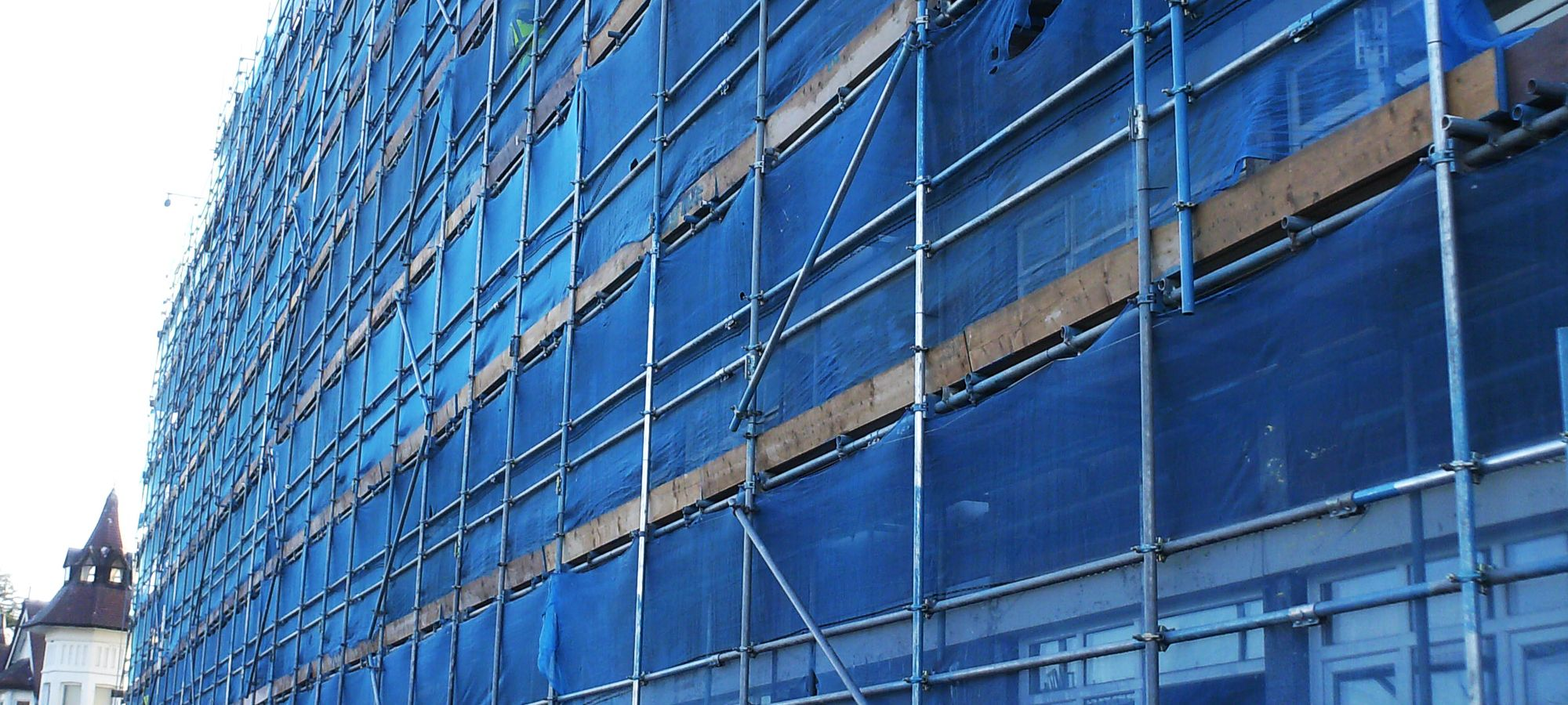 Scaffolding quotation